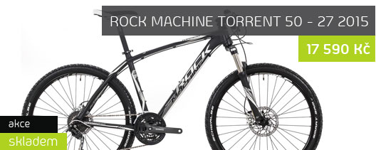 Horské kolo Rock Machine Torrent 50 - 27 2015